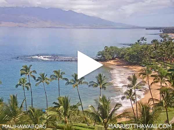 Wailea Marriott Maui webcam