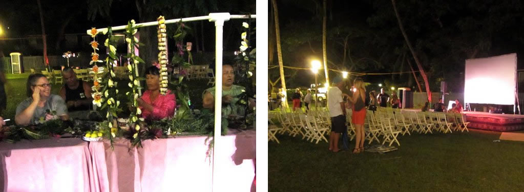 Second Friday Party in Lahaina