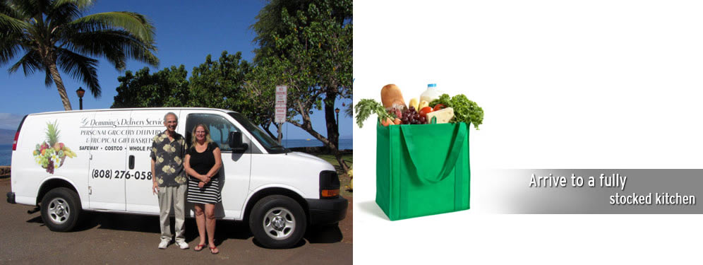 Maui grocery delivery