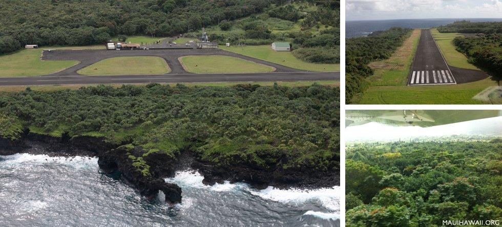 Hana airport